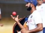 Day Night Test: इंदौर में रात में खेलते दिखे रोहित शर्मा और पुजारा, अश्विन ने फेंकी बॉल, जानें क्यों