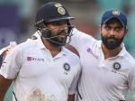 1st Test, IND vs BAN: टेस्ट मैच से पहले रोहित शर्मा- रविंद्र जडेजा में हुई नोंक-झोंक, देखें वीडियो
