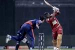 T10 के पहले मैच में फ्लॉप हुए युवराज सिंह, आंद्रे रसेल ने बरसाये रन, हारी मराठा अरेबियंस