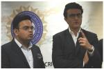 बीसीसीआई सचिव जय शाह के साथ वर्किग रिलेशनशिप को लेकर गांगुली ने दिया बड़ा बयान