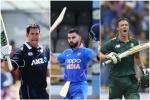 दशक की 'बेस्ट ODI इलेवन' का बैटिंग ऑर्डर, जिसमें शामिल हैं 3 भारतीय बल्लेबाज