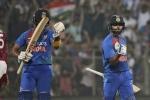 T-20 : भारतीय बल्लेबाजों ने वानखेड़े में मचाया धमाल, इससे पहले कभी नहीं हुआ ऐसा काम