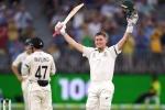 AUS vs NZ : मार्नस लाबुशाने ने ठोका लगातार तीसरा शतक, ऐसा करने वाले छठे ऑस्ट्रेलियाई बल्लेबाज बने