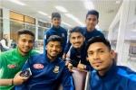पाकिस्तान दौरे पर जाने से पहले वायरल हो रहा है बांग्लादेशी खिलाड़ी का ये ट्वीट
