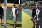 पिच कहीं, मैदान कहीं, इरफान ने शेयर की न्यूजीलैंड में ड्रॉप-इन पिच की VIDEO
