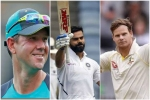 कोहली या स्मिथ में कौन है मौजूदा दौर का सबसे कंपलीट बल्लेबाज- पोंटिंग ने दिया जवाब