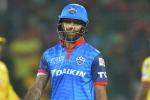 IPL शुरू होने से पहले दिल्ली कैपिटल्स को लगा झटका, धवन को लेकर आई बड़ी खबर