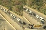 पाकिस्तान ने बांग्लादेश टीम को दी कड़ी सुरक्षा, सामने आया वीडियो