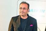 पाकिस्तानी क्रिकेटर ने सहवाग को कहा- 'खबरदार' हमारे महान खिलाड़ियों के बारे में गलत बोला तो...