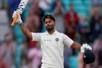 NZ XI के खिलाफ शानदार पारी खेलकर ऋषभ पंत ने ठोका टेस्ट मैचों में अपना दावा