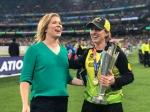 Women's T20 World Cup के नाम दर्ज हुआ व्यूअरशिप का रिकॉर्ड, 90 लाख लोगों ने देखा फाइनल मैच