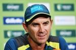 बंद दरवाजों के पीछे फिर से क्रिकेट की शुरुआत चाहते हैं ऑस्ट्रेलियाई हेड कोच