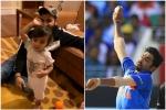 'वह मुझसे बढ़िया कर रही है'- रोहित शर्मा की बेटी ने की बुमराह के एक्शन की नकल