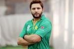 शाहिद अफरीदी ने चुनी अपनी ऑल-टाइम XI, एक भारतीय को मिली जगह