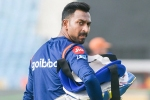 क्रुणाल पांड्या ने बताया उस गेंदबाज का नाम जिसका सामना करने से लगता है डर