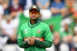 'बल्लेबाज ओवर के बाद आपस में नहीं मिलेंगे?' ICC की गाइडलाइन के तुक पर शाकिब ने उठाए सवाल