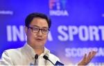किरन रिजिजू ने किया साफ- IPL के भाग्य पर फैसला सरकार लेगी, BCCI नहीं