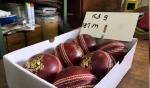 ये गेंद बिना लार के भी हो सकती है स्विंग- कंपनी के मालिक ने किया दावा