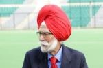 तीन बार के ओलंपिक स्वर्ण पदक विजेता बलबीर सिंह का निधन