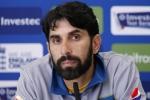 पाकिस्तानी कोच मिस्बाह बोले- जल्दबाजी में T20 विश्व कप टालना बड़ी गलती होगी