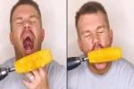 स्टंट करने के चक्कर में डेविड वार्नर तुड़वा बैठे दांत, फिर बोले- घर पर ट्राय मत करना