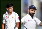 स्पीड है, कोहली को कभी भी  OUT कर देंगे हमारे सुपरस्टार नसीम शाह- पूर्व पाक बल्लेबाज का दावा