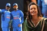 नम्रता शिरोडकर ने अपने पसंदीदा भारतीय क्रिकेटरों के नामों का किया खुलासा