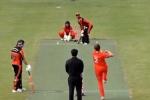 क्रिकेट इतिहास में पहली बार हुआ ऐसा, पति की जगह पत्नी आई विकेटकीपिंग करने