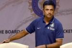 इस कारण भारतीय टीम का मुख्य कोच नहीं बनना चाहते थे राहुल द्रविड़