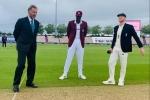 ENG vs WI Test : यादगार बना मुकाबला, टेस्ट क्रिकेट के इतिहास में पहली बार हुआ ऐसा