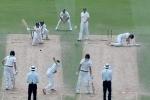 VIDEO: रिवर्स स्वीप मारने में गिरकर हुआ बोल्ड, उड़ा मजाक, पर मैच का हीरो साबित हुआ ये बल्लेबाज