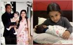 साक्षी ने शेयर की जीवा की गोद में नन्हे बेबी की फोटो, फैंस ने दी धोनी को पापा बनने की बधाई