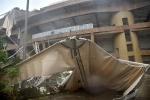 मुंबई की बारिश में उड़ी भारत के दूसरे सबसे बड़े स्टेडियम की छत, 12 साल पहले ही बनकर हुआ था तैयार