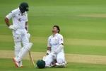 ENG vs PAK: पाकिस्तानी बल्लेबाज के प्राइवेट पार्ट पर लगी गेंद, जमीन पर गिरा