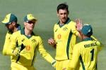 AUS vs IND: वॉर्नर के बाद अब मिचेल स्टार्क हुए टीम से बाहर, पसली में लगी चोट