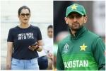 IND vs PAK मैच से पहले शोएब मलिक के साथ T20 WC बबल का हिस्सा बनीं सानिया मिर्जा