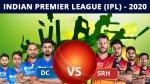 DC vs SRH : दिल्ली कैपिटल्स ने जीता टाॅस, हैदराबाद करेगा पहले बल्लेबाजी