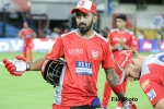केएल राहुल बोले- ये युवा खिलाड़ी हार नहीं मानता, उसने जज्बा दिखाया है