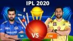 IPL 2020, MI vs CSK: आकाश चोपड़ा ने की भविष्यवाणी, बताया कौन होगा पहले मैच का विजेता