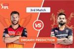 RCB vs SRH: अगर जीतना है DREAM 11 में इनाम तो ऐसे रखें अपनी टीम