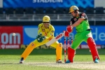 RCB के खिलाफ CSK के गेंदबाजों ने दिखाया दम, आखिरी 3 ओवर में सिर्फ 20 रन, कोहली ने जड़ी 50