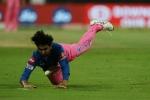 IPL 2020: राजस्थान के वो 2 ड्रॉप कैच जिसके चलते अबुधाबी में गरजा क्रिस गेल का बल्ला
