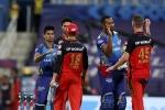 IPL 2020 : आरसीबी ने की 3 गलतियां, जो मुंबई के खिलाफ बनीं हार का कारण