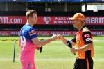 SRH vs RR: करो या मरो के मैच में वॉर्नर ने जीता टॉस, पहले बैटिंग करेंगी राजस्थान