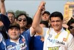 'मेरा हीरो नहीं रहा, मैं आपको लिए फुटबॉल देखता था'- माराडोना को दी गांगुली ने श्रद्धांजलि