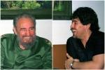 राजनीतिक विचारों में भी मुखर थे डिएगो माराडोना, फिदेल कास्त्रो को मानते थे अपना 'दूसरा पिता'