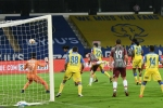 ISL 7: इदरिस के गोल ने नॉर्थईस्ट को हार से बचाया, केरला के खिलाफ ड्रॉ हुआ मैच