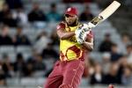 T-20 : किरोन पोलार्ड ने जड़े 37 गेंदों में नाबाद 75 रन, फिर भी हार गई टीम