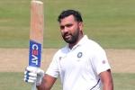 BCCI ने जारी किया बयान- इशांत टेस्ट सीरीज से हुए बाहर, रोहित शर्मा होंगे टीम में शामिल