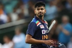 Vijay Hazare: श्रेयस अय्यर ने जड़ा लगातार दूसरा शतक, महज 14 गेंदोंं में बनाये 62 रन